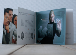 Augmented Reality brochure
