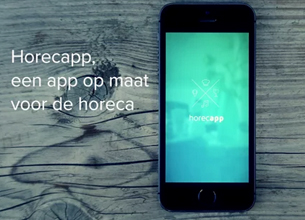 Promotie video Horecapp